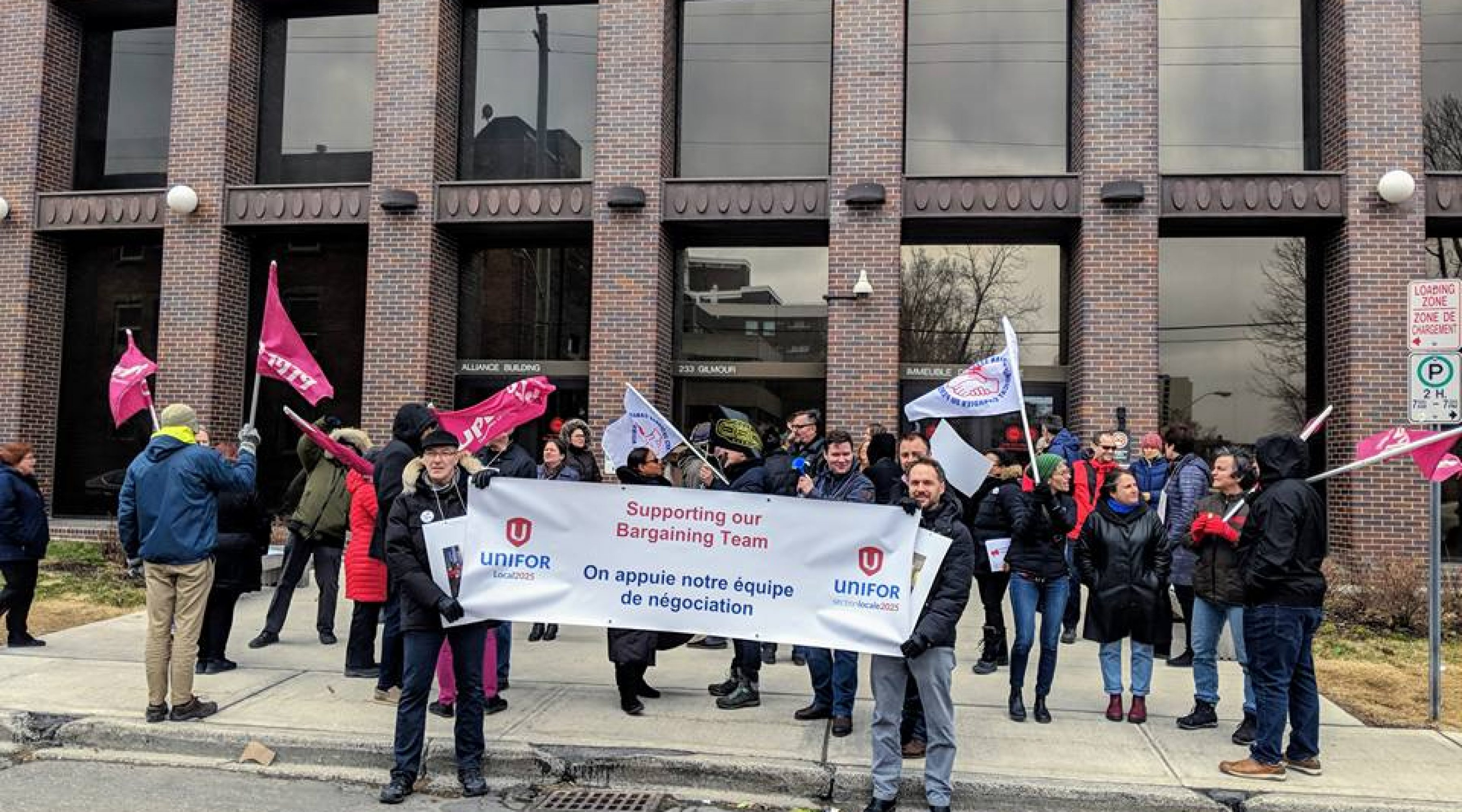 Unifor 2015_PSAC_rally